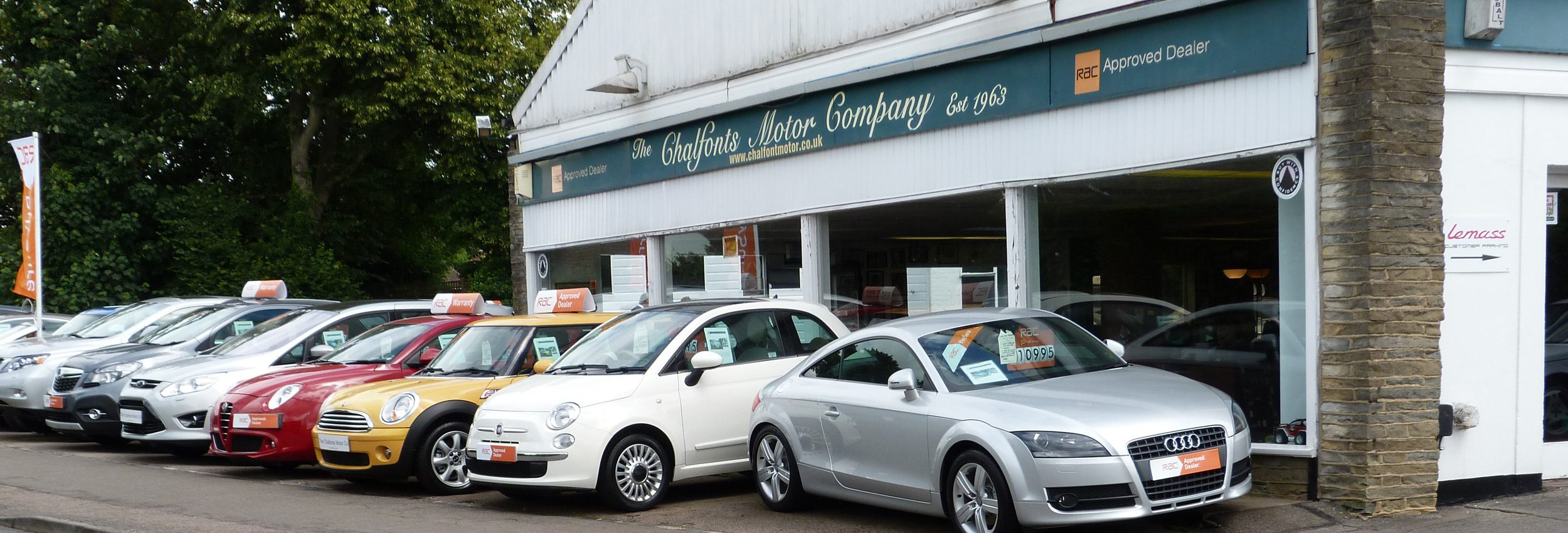 Rac Buysure The Chalfonts Motor Company