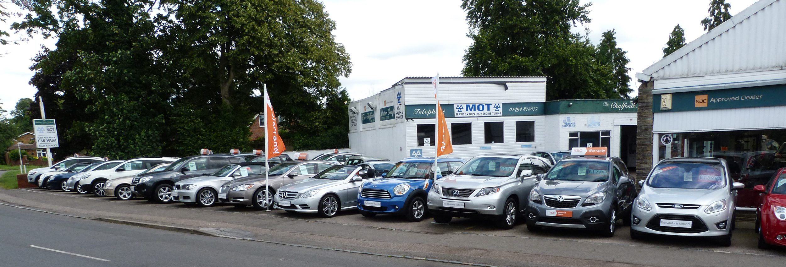 Used Car Sales Gerrards Cross Chalfont Motor Company